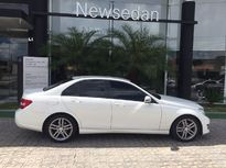 Mercedes-Benz C 180 1.6 CGI AVANTGARDE 16V TURBO GASOLINA 4P  2014}