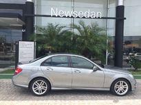 Mercedes-Benz Classe C C 180 1.6 CGI Turbo 2014}