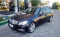 Mercedes-Benz Classe C C 180 1.8 2012}