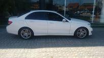 Mercedes-Benz C 180 1.6 CGI AVANTGARDE 16V TURBO GASOLINA 4P  2014}