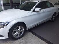 Mercedes-Benz C 180 1.6 CGI AVANTGARDE 16V TURBO GASOLINA 4P  2016}