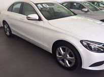 Mercedes-Benz C 180 CGI Exclusive 16V Turbo 1.6 2016}