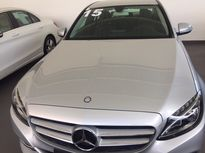 Mercedes-Benz C 180 1.6 CGI AVANTGARDE 16V TURBO GASOLINA 4P  2015}