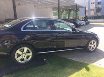 Mercedes-Benz Classe C C 200 Avantgarde 1.8 CGI Turbo 2015}