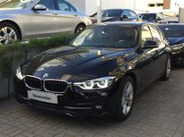 BMW 320i Sport GP 2.0 Turbo Active (Aut) 2016}