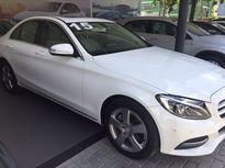 Mercedes-Benz Classe C C 200 CGI Avantgarde 2015}