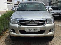 Toyota Hilux  2.7 SRV 4X4 CD 16V FLEX 4P AUTOMÁTICO 2013}
