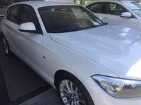 BMW 118I 1.6 16V TURBO GASOLINA 4P AUTOMÁTICO 2016}