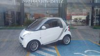 Smart fortwo Coupe fortwo Coupé 1.0 12V Turbo (aut) 2010}