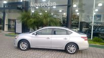 Nissan Sentra SV 2.0 16V CVT (Aut) (Flex) 2014}