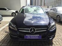 Mercedes-Benz C 180 1.6 CGI Avantgarde 9G-Tronic 2018}