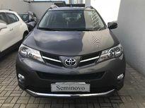 Toyota RAV4 2.0L 4x4 CVT 2015}