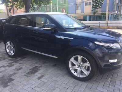 Land Rover Evoque 2.0 Si4 4WD Prestige 2013}