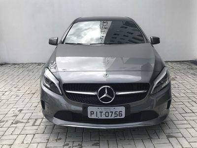 Mercedes-Benz Classe A A 200 FF 1.6 7G-TRONIC 2018}