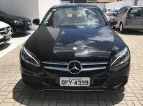 Mercedes-Benz C 180 1.6 CGI Avantgarde 7G-Tronic 2016}