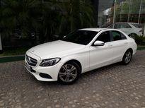 Mercedes-Benz Classe C C 180 1.6 CGI Turbo 2016}