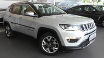 Jeep Compass LIMITED 4X2  2018}