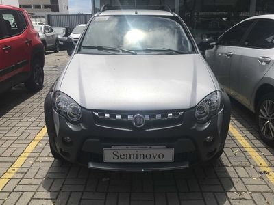 Fiat Strada Adventure CD 1.8 (Flex) 2016}