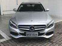 Mercedes-Benz C 180 1.6 CGI Estate Avantgare Turbo (Aut) 2015}
