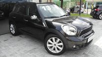 MINI Cooper Countryman 1.6 S Top (Aut) 2013}