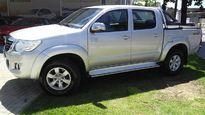 Toyota Hilux Cabine Dupla Flex SRV 2.7L 4x4 (Aut) 2014}