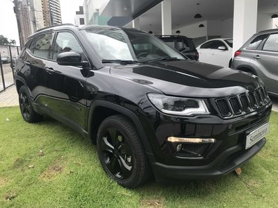 Jeep Compass 2.0 16V Night Eagle 2018}