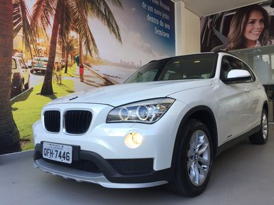 BMW X1 s20i Activeflex 2015}