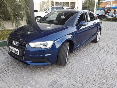 Audi A3 Sedan Attraction 1.4 TFSI Flex Tiptronic 2016}
