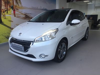 Peugeot 208 Hatch Griffe 2015 1.6L Flex 2015}