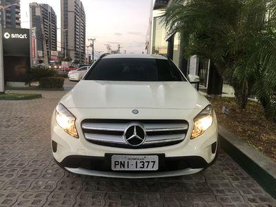 Mercedes-Benz Classe GLA 1.6 CGI Style 16V Turbo 2016}