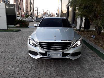 Mercedes-Benz Classe C C 180 1.6 CGI Turbo 2017}