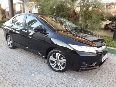 Honda City EX 1.5 (Aut) 2017}