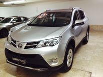 Toyota RAV4 2.0 16v 4x4 CVT 4wd 2013}