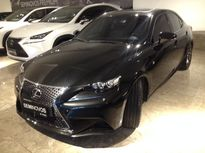 Lexus IS 250 2.5 V6 F-Sport 2014}