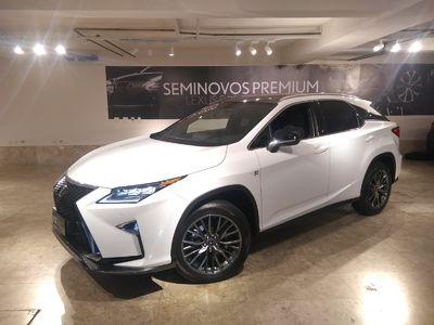 Lexus RX 350 3.5 V6 (Aut) 2016}