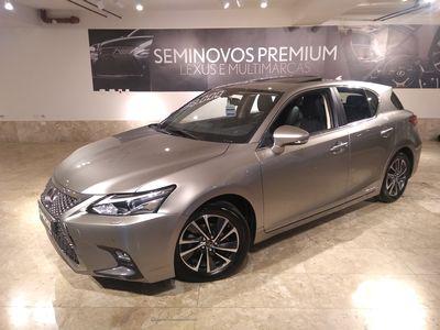 Lexus CT 200h 1.8 VVT-i 16v DOH Aut 2018}
