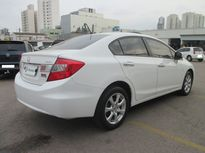 Honda Civic ELX 2.0 (Aut) 2014}