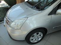 Nissan Livina SL 1.8 16V (flex) (aut) 2010}