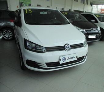 Volkswagen Fox Trendline 1.6 (Flex) 2015}