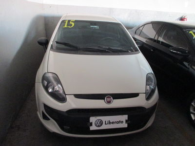 Fiat Punto BlackMotion 1.8 16V (Flex) 2015}