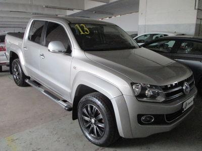 Volkswagen Amarok 2.0 TDi CD 4x4 Highline (Aut) 2013}