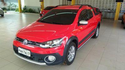 Volkswagen Saveiro Cross CD 2016}